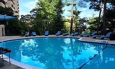 Pool, 1101 S Arlington Ridge Rd, 2
