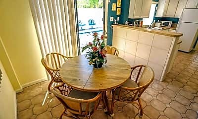 Dining Room, 5614 Easy St, 2