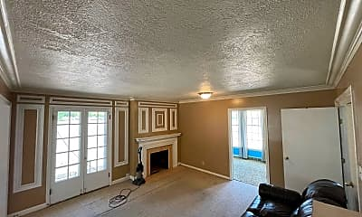 Living Room, 655 E 400 N, 1