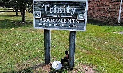 Trinity Apartments, 1
