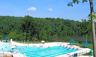 Pool, 402 Columbus Ave RIGHT, 2