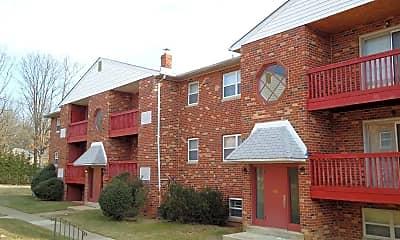 Building, Lea Boulevard Apartments, 0