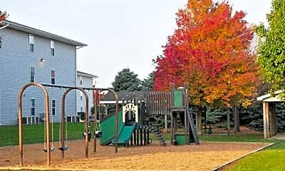Playground, Whispering Pines Apartments, 0