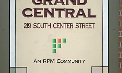 Grand Central, 1