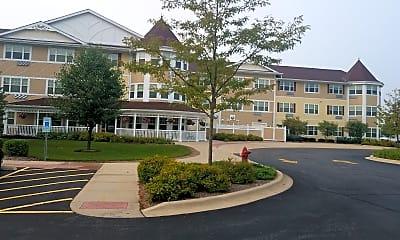 Gable Point Senior Housing, 1