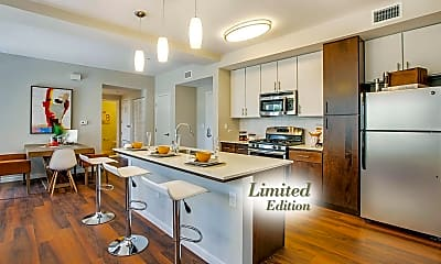 Kitchen, Lincoln Place Apartment Homes, 0