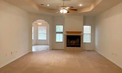 Living Room, 4503 Trevino St, 1