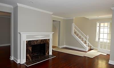 Living Room, 3738 Woodridge Rd, 1