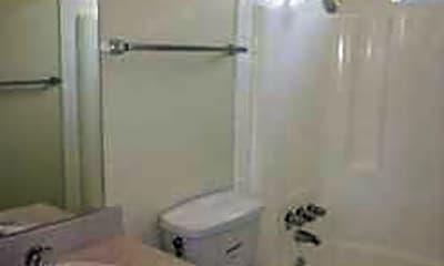 Bathroom, Redwood Gardens, 2