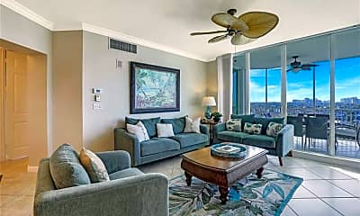 Living Room, 300 Dunes Blvd 803, 1