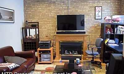Living Room, 1521 N. Bosworth, 1
