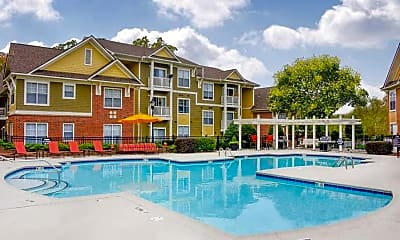 Pool, Lenox at Patterson Place, 1