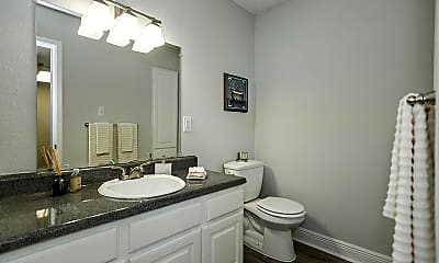 Bathroom, ATX North, 2