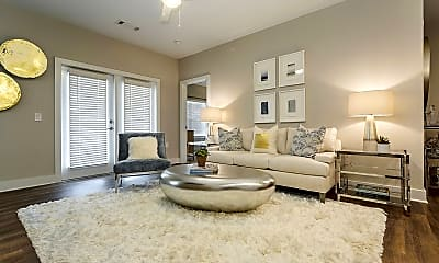 Living Room, Annandale, 1