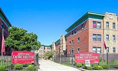 Building, The Historic Dorchester, 0