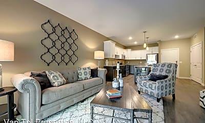 Living Room, 1050 Marsh St, 1