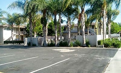 Las Palmas Apartments - CA, 2