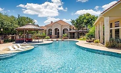 Pool, Alamo Ranch Apartments, 0