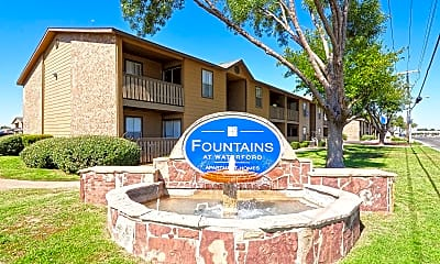 Community Signage, Fountains At Waterford, 2