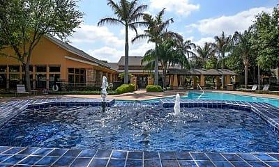 Pool, Carmel Apartment Homes, 1