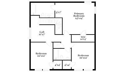 Building, 7211 Magnolia Bluff, 1