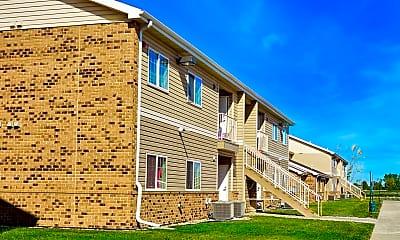 Building, Falls Park, 2