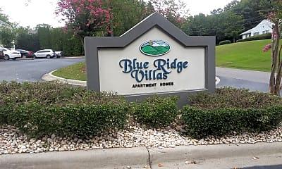Blue Ridge Villas, 1