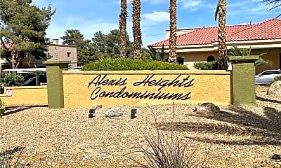 Community Signage, 5170 S Jones Blvd 108, 0