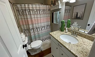 Bathroom, 221 W Hale St, 2