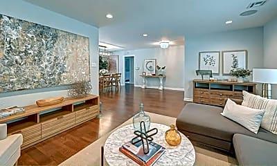 Living Room, 9758 Cedardale Dr, 1
