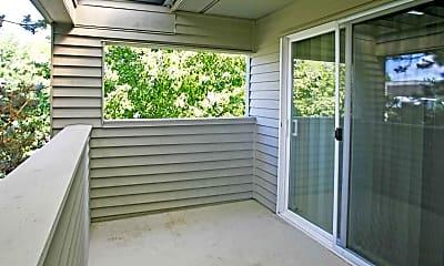 Patio / Deck, Strata On California, 2