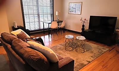 Living Room, 864 Colony Dr B29, 1