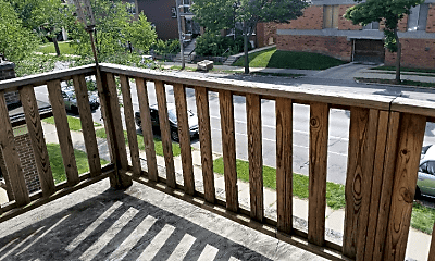 Patio / Deck, 3062 N Oakland Ave, 2
