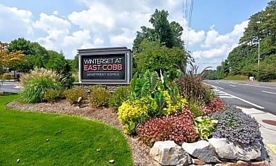 Community Signage, Advenir at Winterset, 2