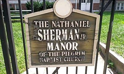 Sherman Manor Senior Housing, 1