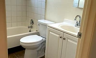 Bathroom, 510 E L St, 2