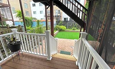 Patio / Deck, 395 Butler St 1, 1