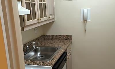 Kitchen, 60 W 57th St 12-O, 1