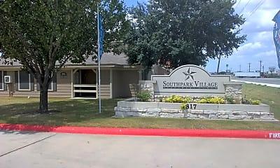 Southpark Village, 1