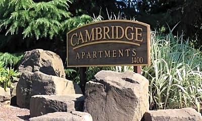 Community Signage, 1400 Applegate St, 2