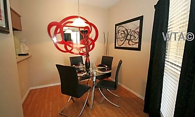 Dining Room, 1003 Justin Lane, 1