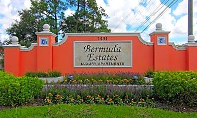 Community Signage, Bermuda Estates At Ormond Beach, 2