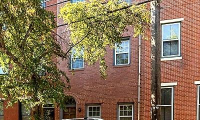Building, 2138 Mt Vernon St FRONT, 2