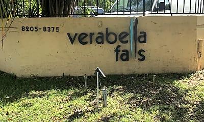 Verabella Falls, 1