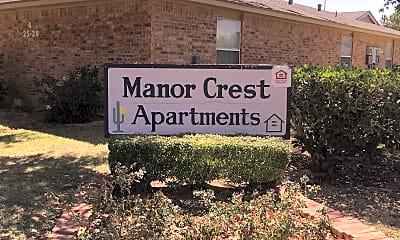 Manor Crest Apts, 1