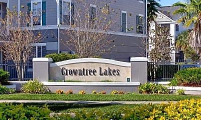 Community Signage, Crowntree Lakes, 2