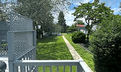Patio / Deck, 134 Mt Carmel Ave, 2