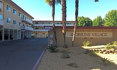 Shoreline VIllage Apartments, 1