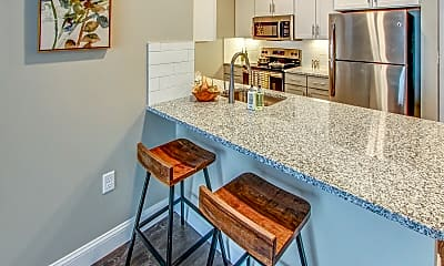 Kitchen, The Kinloch Apartments, 1