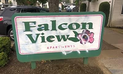 Falcon View, 1